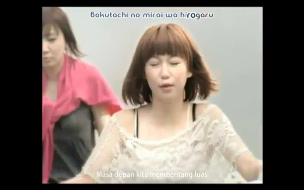 yang ngebintangin iklan pocari sweat ternyata orang indonesia (1/2)